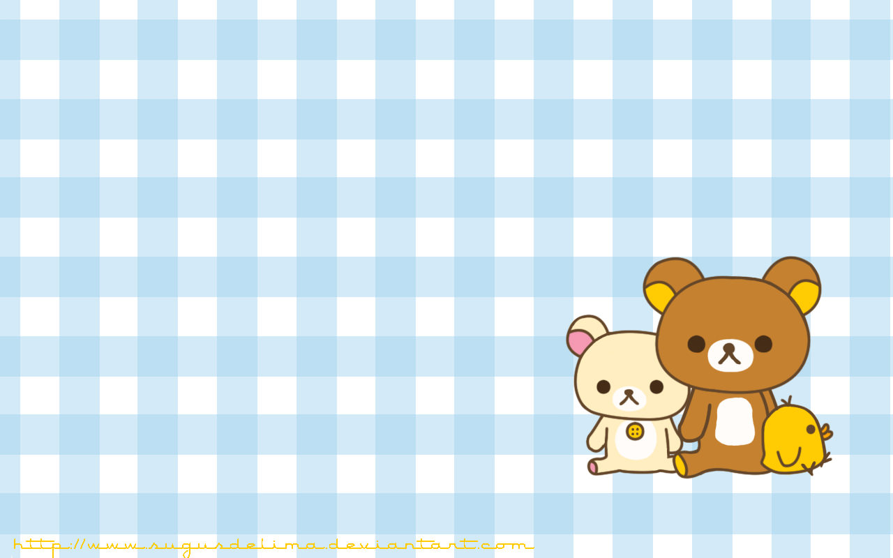 rilakkuma wallpaper january - photo #33