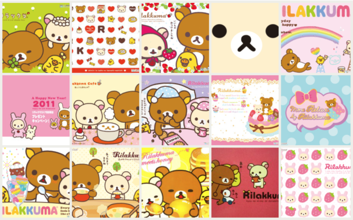 14 Free Rilakkuma Wallpapers Paper Kawaii