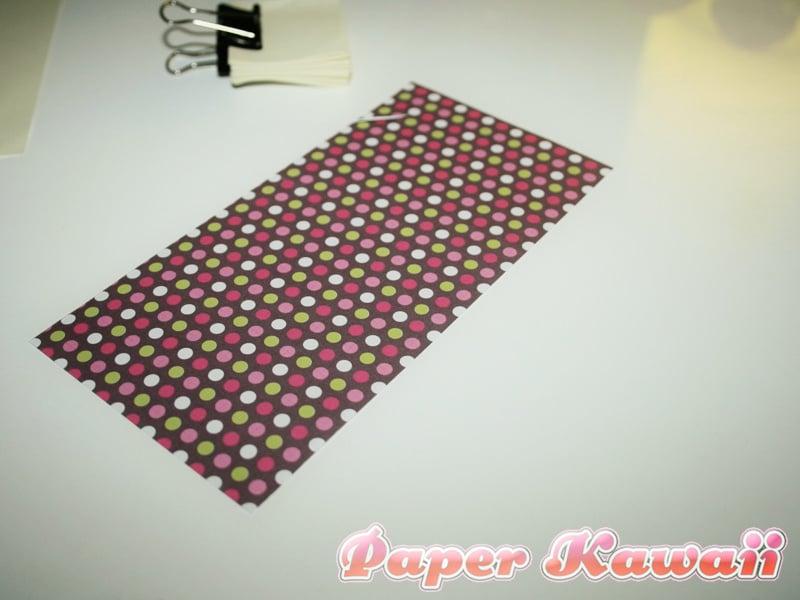 Mini Origami Books Tutorial - Paper Kawaii - photo#38