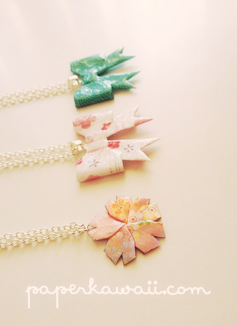 Necklace Giveaway - ENDED via @paper_kawaii