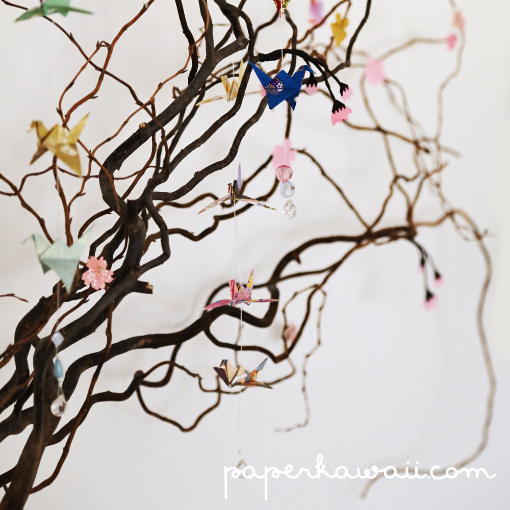 How To - Diy Cherry Blossom Branches