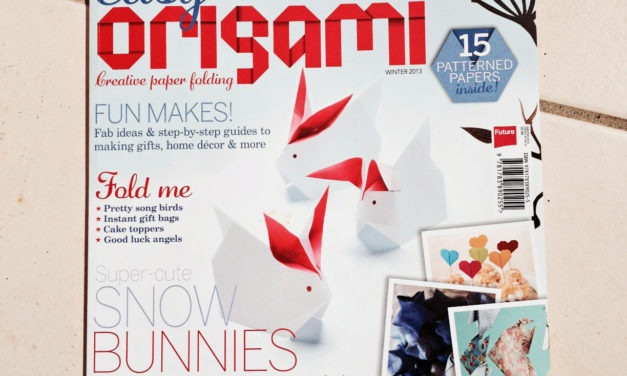 Easy Origami Magazine – creative paper folding