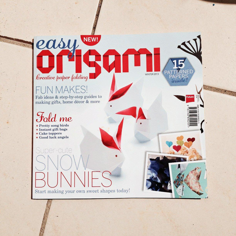 Easy Origami Magazine 01