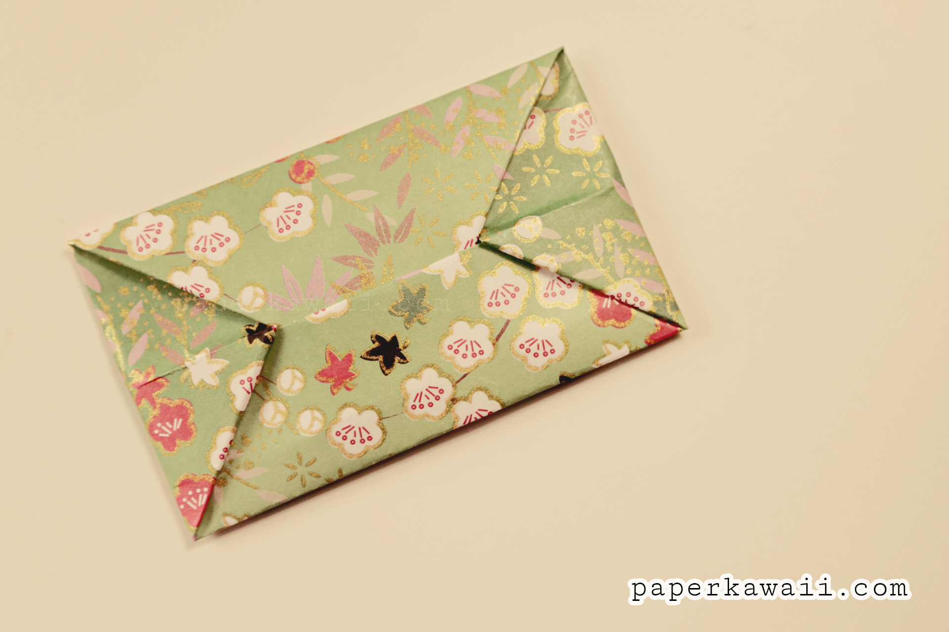 DIY EnvelopePage 1Paper Kawaii