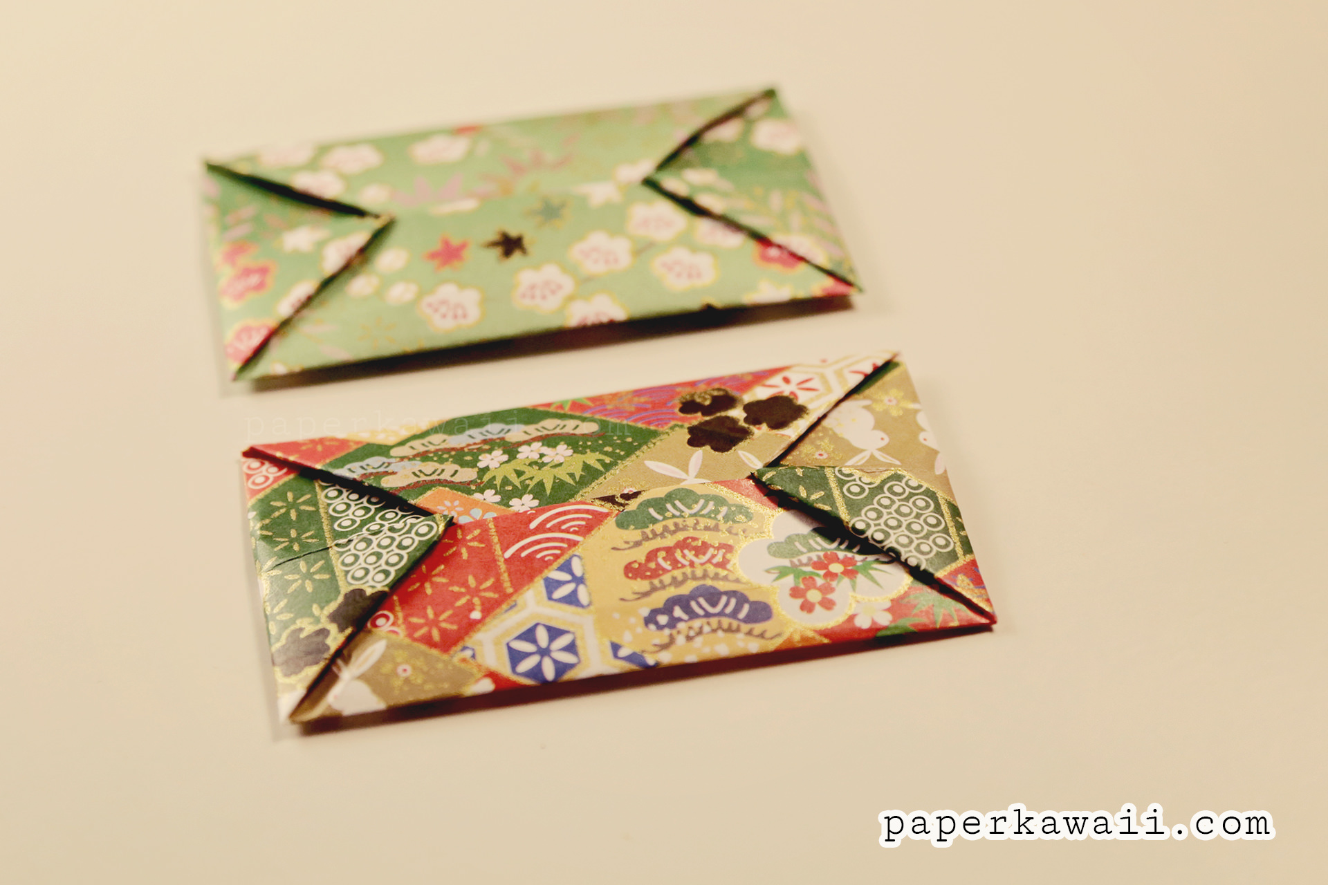 Easy origami envelope tutorial paper kawaii easy origami envelope tutorial jeuxipadfo Gallery