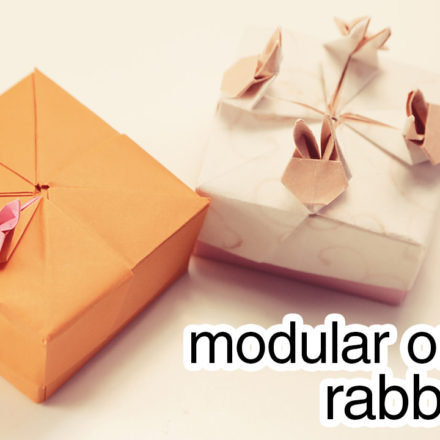 Origami Popup Envelope Box Tutorial via @paper_kawaii