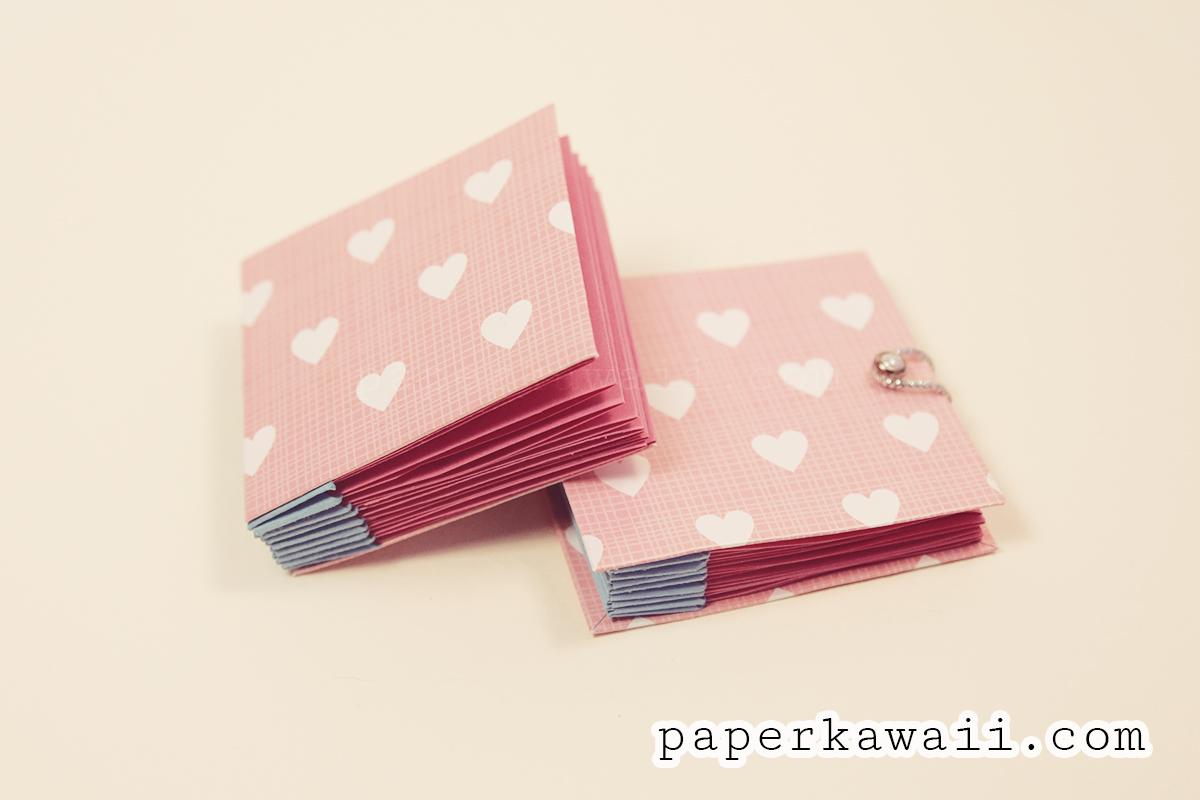 Origami Blizzard Book Tutorial Video - Paper Kawaii - photo#45
