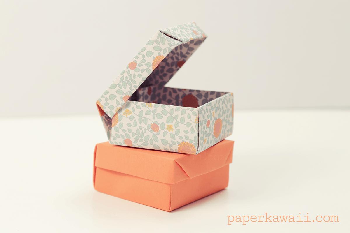 覚えて得する!便利な折り紙の箱の折り方・作り方 20選!