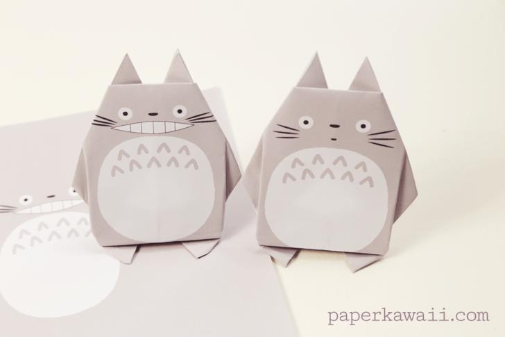 Origami Pikachu Tutorial - Cute Origami Pokemon! via @paper_kawaii