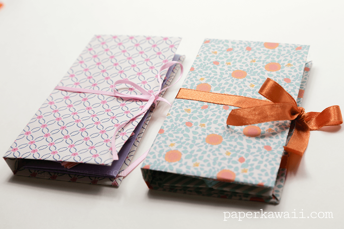 origami chinese thread book video tutorial paper kawaii