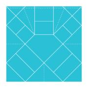 Free Printable - Origami Crystal Box + Tutorial via @paper_kawaii
