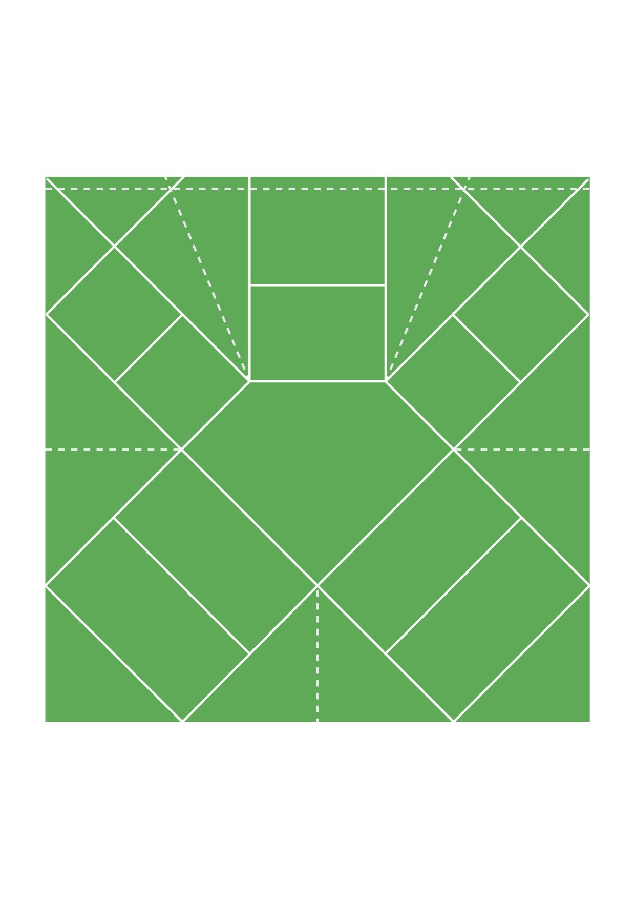 Free Printable - Origami Crystal Box + Tutorial - Paper Kawaii - photo#2