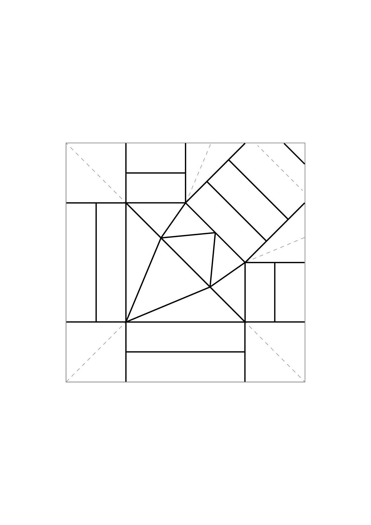 Free Printable - Origami Crystal Box + Tutorial - Paper Kawaii - photo#23