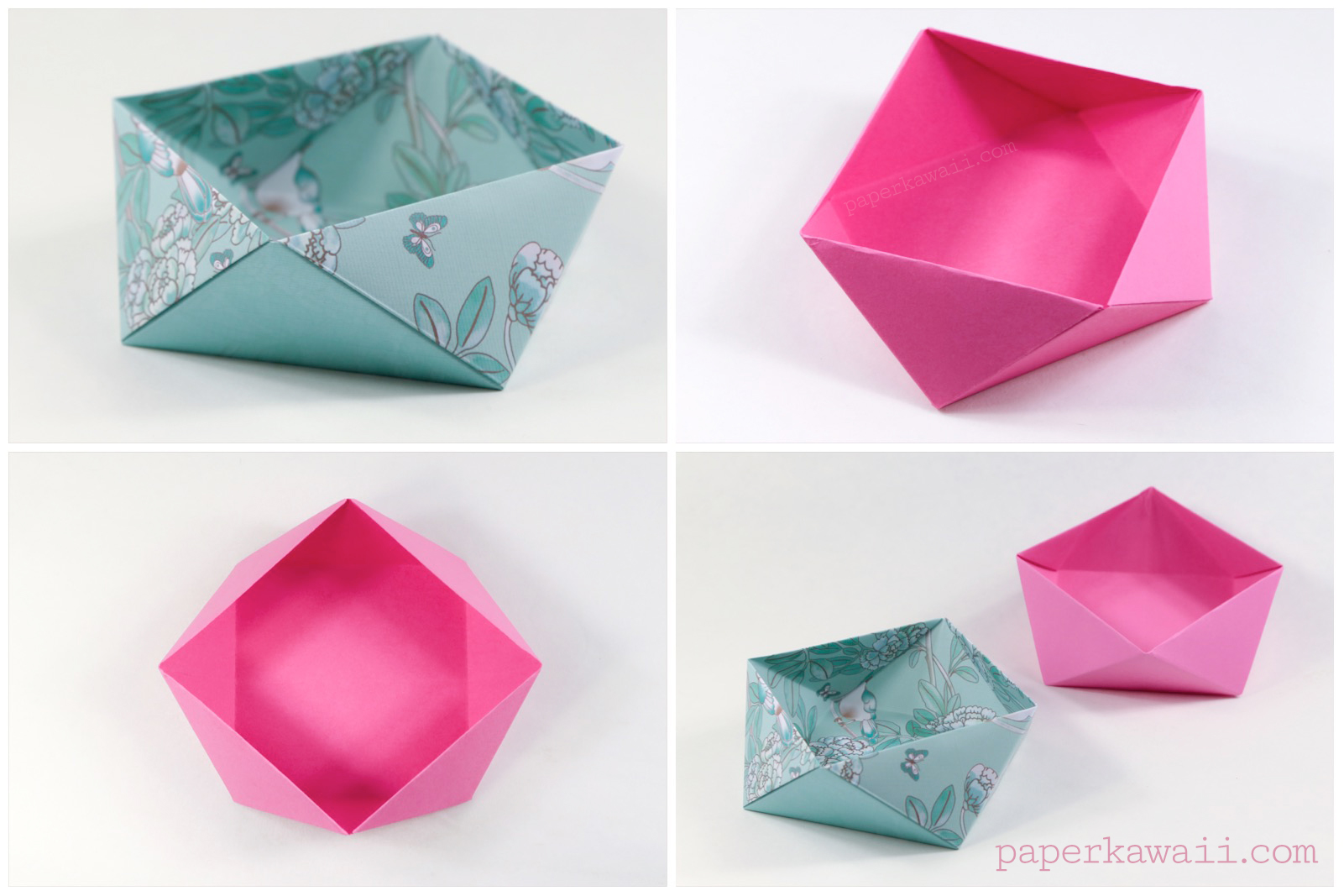 Traditional Origami Instructions