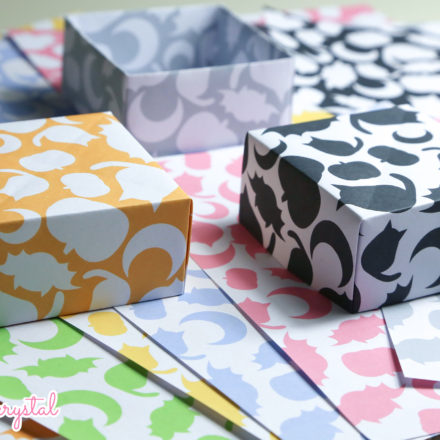 Where do I get my Origami Paper? via @paper_kawaii