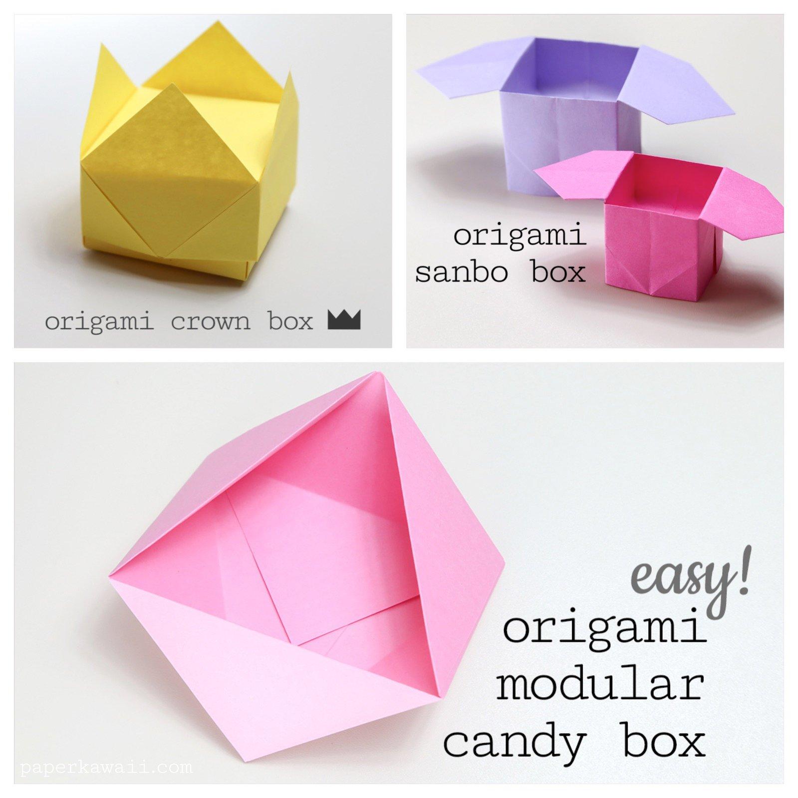 origami box - DriverLayer Search Engine - photo#4