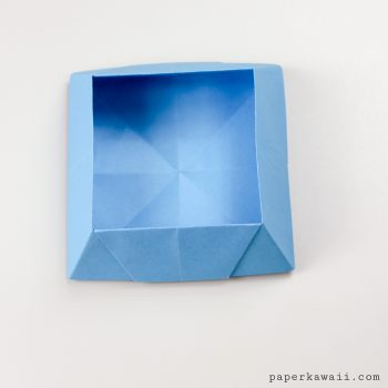 3 Easy Origami Boxes - Photo Instructions - Paper Kawaii - photo#3