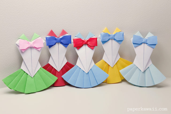 Origami Popup Book Video Tutorial  Paper Kawaii