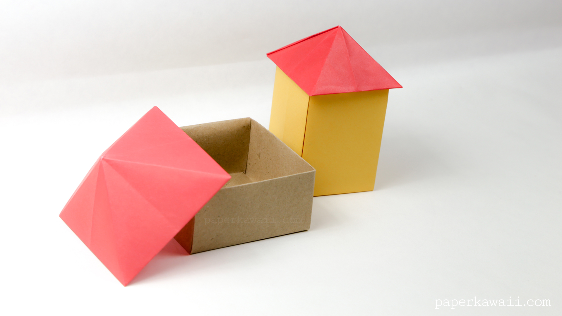 how to make an origami pyramid 28 images modular