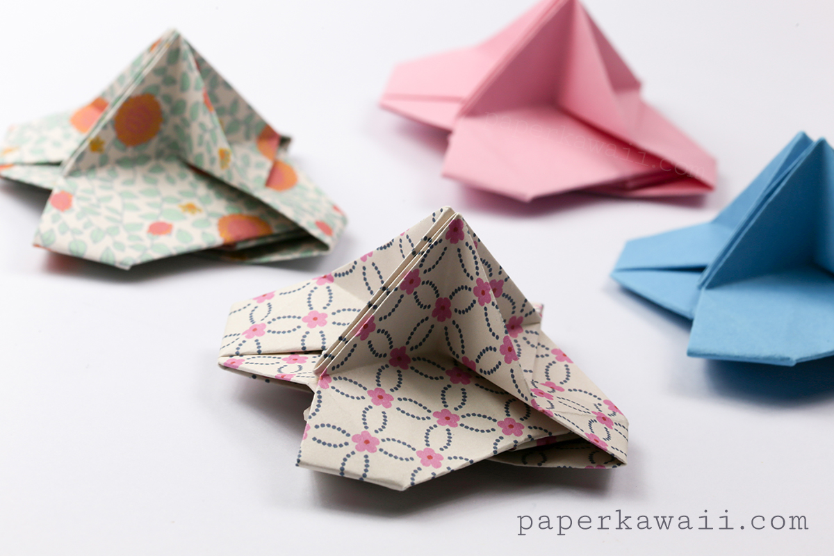origami place card 28 images origami crane place cards