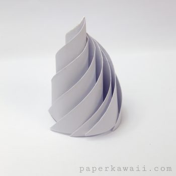 Origami Icing Instructions