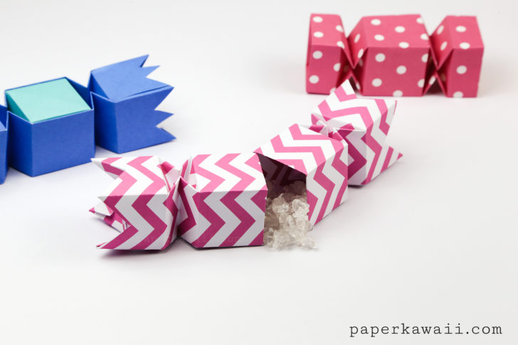 Origami Candy Box