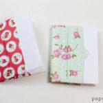 Origami Card Wallet Tutorial