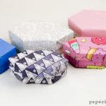 Origami Long Gem Gift Box Tutorial