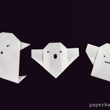Easy Origami Cross Tutorial via @paper_kawaii