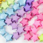 Origami Lucky Stars Tutorial – Easy & Fun!