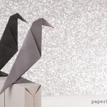 How to make an origami Rilakkuma via @paper_kawaii