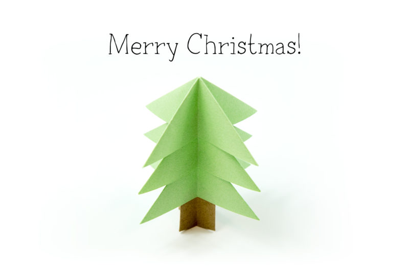 Merry Christmas from Paper Kawaii!