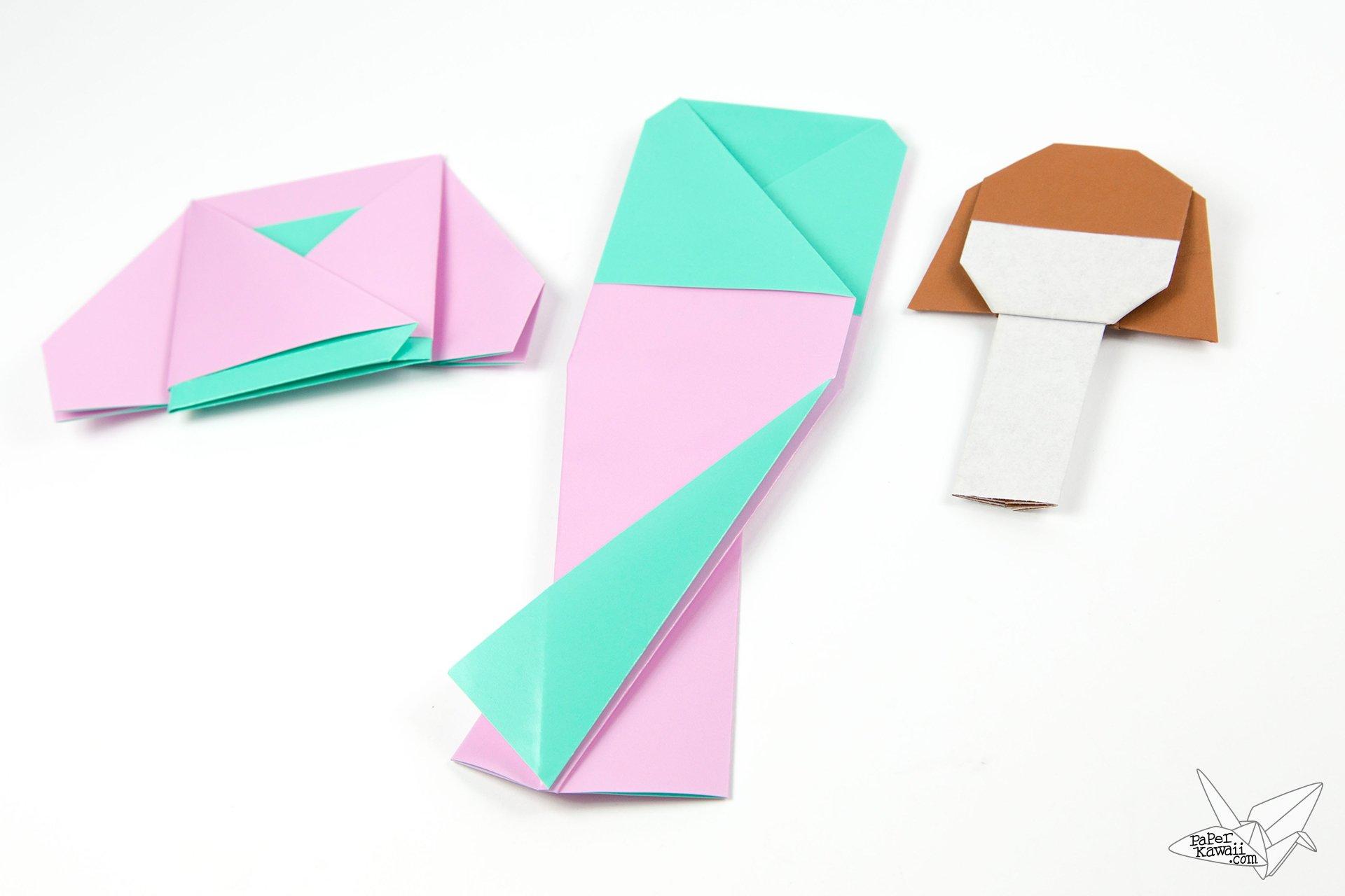 Оригами для детей и начинающих, как сделать поделки из 37