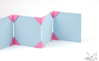 Origami Photo Frame Tutorial – Make a Photo Display!