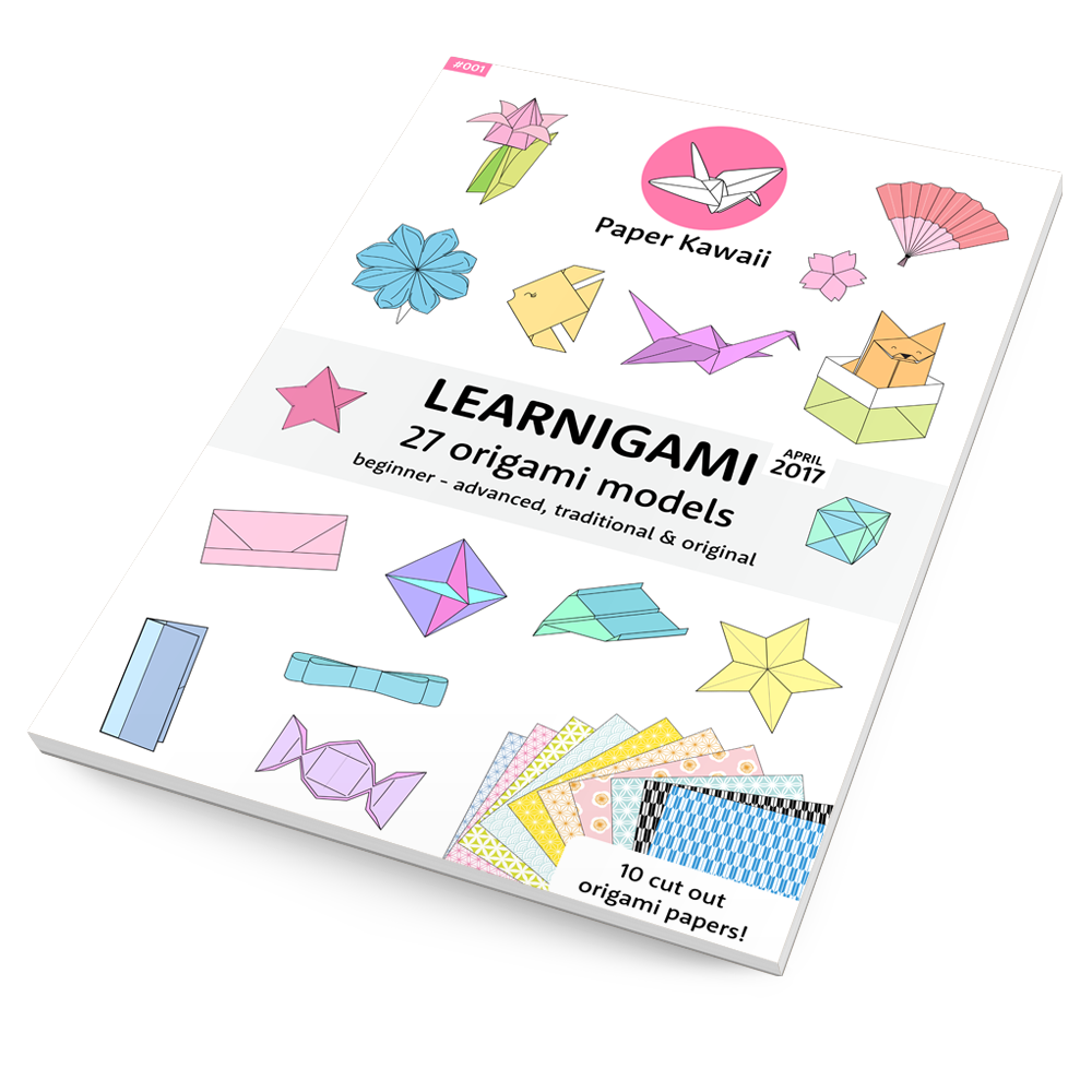 LEARNIGAMI Issue No. 1 - 27 Fun Origami Models!
