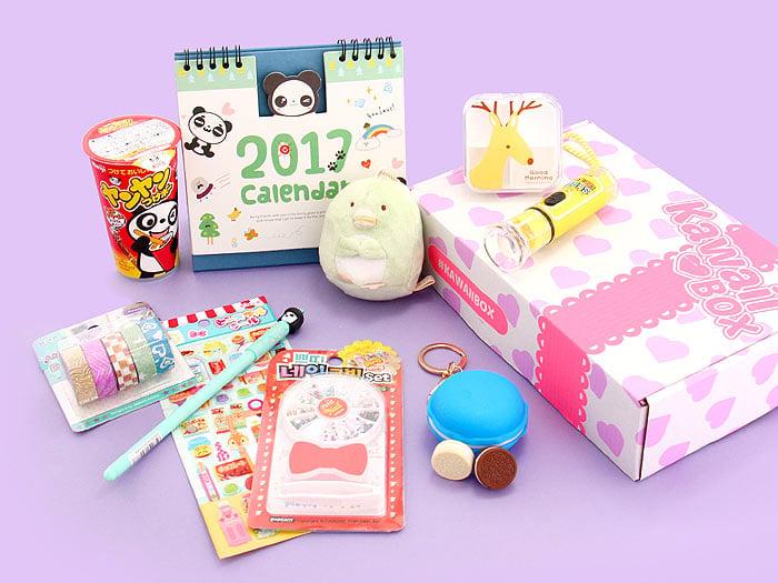 Kawaii Box Giveaway - Win Cute Items from Japan & Korea!