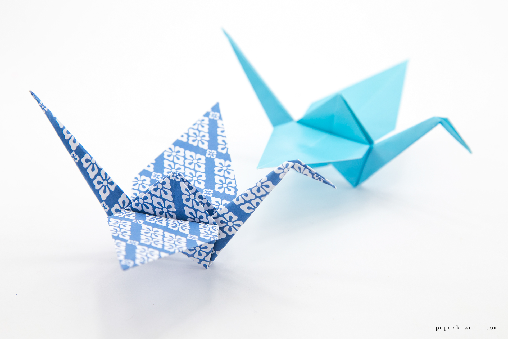 Easy Origami Crane Instructions | 1280x1920