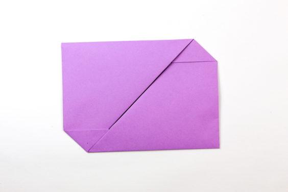 Rectangular Letterfold