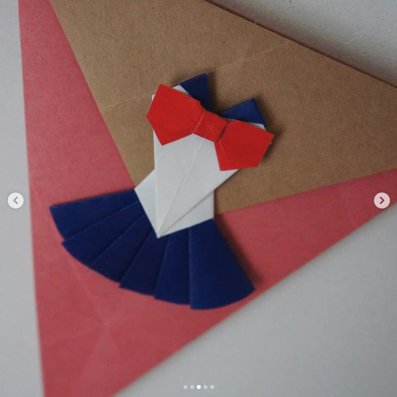 The Folded Corner Issue No.5 – February 2019 via @paper_kawaii