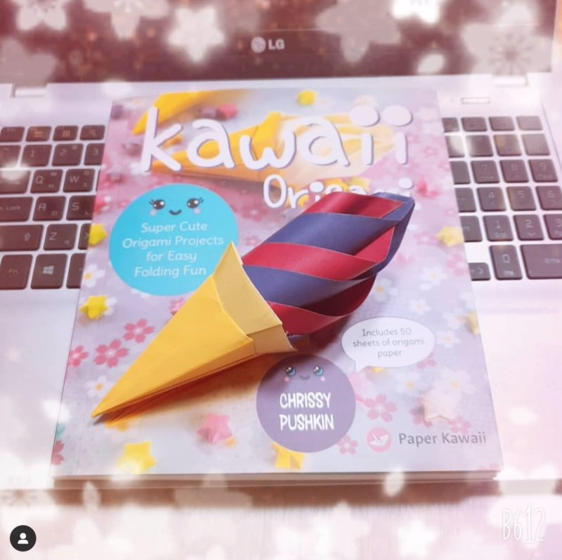 The Folded Corner - Issue No.6 - July 2019 via @paper_kawaii