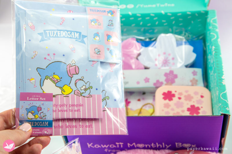 Yumi Twins Kawaii Box Review & Giveaway via @paper_kawaii